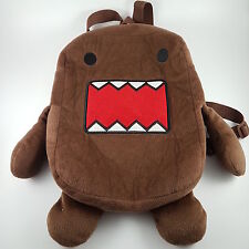 Domo - Stuffed Domo Backpack Bag Anime Character cute fun collectible AWESOME