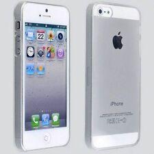 Housses et coques anti-chocs transparents simples pour téléphone mobile et assistant personnel (PDA) Apple