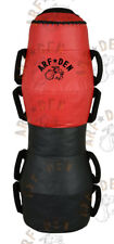 ARF DEN Grappling dummy with handles, mma floor punching bag , gound and pound