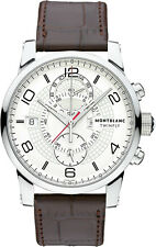 109134 | MONTBLANC TIMEWALKER CHRONOGRAPH | BRAND NEW &  AUTHENTIC MENS WATCH