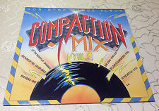 "VARIOUS (LP) ""COMPACTION MIX VOL.1"" [GER 1988 ""OFF NEWCLEUS BASSIX BOLERO...] M-"