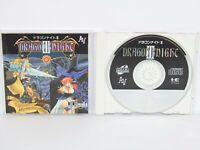 DRAGON KNIGHT III 3 PC-Engine SCD PCE Grafx Japan pe
