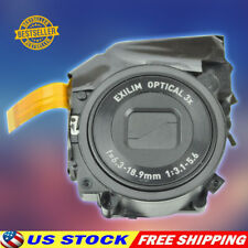 Lens Zoom Unit Repair Part For CASIO EX-S7 Z330 Assembly Camera Replacement