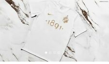 NIKE AIK 1891 Stockholm WHITE LIMITED/SPECIAL EDITION SHIRT TRIKOT JERSEY