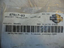 HARLEY NACELLE HEADLIGHT MOUNT MOUNTING BRACKET ASSEMBLY 67817-83 HEAD LIGHT