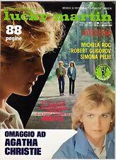 fotoromanzo LE AVVENTURE DI LUCKY MARTIN ANNO 1979 NUMERO 129 PELEI GLIGOROV