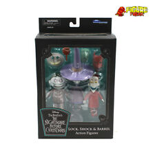 Nightmare Before Christmas Select Best of Series 1 Lock, Shock & Barrel