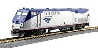 KATO 376108 HO Scale  P42 Genesis Locomotive Amtrak Phase Vb #91 DC  37-6108 NEW