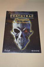 Deathtrap - Dungeon / Lösungsbuch / Eidos Interactive 1997 / Neu OVP