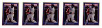 (5) 1992 Sports Cards #137 Tony Gwynn Baseball Card Lot San Diego Padres