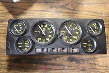 Volvo 140 142 240 244 242 GT Instrument Cluster Rallye r-sport Gauge VDO Tach