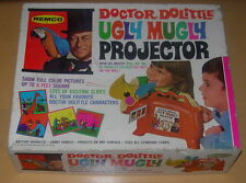 REMCO  UGLY MUGLY PROJECTOR  DOCTOR DOLITTLE  1968  BOXED