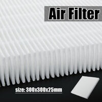 AUS DIY Air Filter HEPA Dust Filter For Air Conditioner Cold Air Cleaner Fan  ε