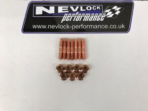 VAUXHALL Z20LEH Z20LET INLET MANIFOLD STUD AND NUTS X7 GSI VXR