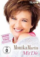 MONIKA MARTIN - MIT DIR  DVD NEW+