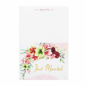 Baking Floral Fresh Flower Shop Gift Wish Greeting Cards Thank You Card Plain