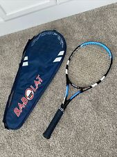 Babolat Pure Drive Team Plus + 4 3/8 Tennis Racquet 100