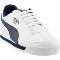 Puma Roma Basic  - White - Mens
