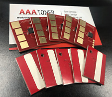 10 x (36k) Toner Chip for Lexmark T650 T652 T654 T656 X651 X652 X654 X656 X658