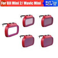 Mini 2 UV ND Camera Lens Filter For DJI Mavic Mini / Mini 2 Drone Accessories