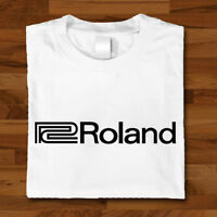 Roland Synthesizer Piano Keyboard Unisex Free UK Delivery HD12 T-Shirt
