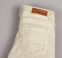 HUGO BOSS Femme Lunja2 Slim Jeans Extensible Taille W26 L32 BBZ30
