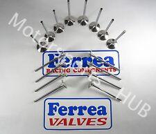 Ferrea 5000 Flat 16 Valve Set Acura Honda GSR DOHC VTEC B17A1 B18C 1994 - 2000