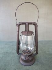 Antique Lantern DIETZ MONARCH Vintage Primitive Oil Kerosene Barn Lamp, 1933