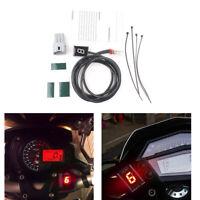 Red LED 6 Speed Gear Display Indicator For Suzuki Boulevard M50 M109R VZR1800 ha