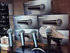 BRAND NEW Shure Beta 58 Vocal Mic Dynamic Vocal Microphone