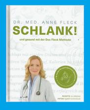 Schlank! und gesund mit der Doc Fleck Methode von Su Vössing und Anne Fleck (2017, Gebundene Ausgabe)