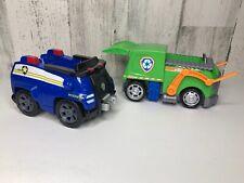 Paw Patrol Vehicle Lot