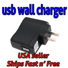 Micro USB US Plug Travel Wall Charger Adapter For Samsung Galaxy S3/S5/Note 3/2
