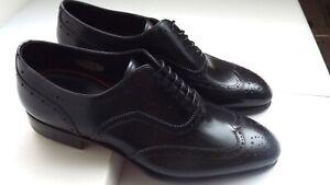 Santoni Stringatecollezione Goodyear Real Leather 920,00 Cart. N.44