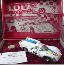 Lola T70 MKIIIB - Daytona 1969 SERIE ACCIDENTADOS Ref: Z02-96003 FLY