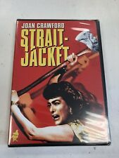 Strait Jacket DVD Joan Crawford Factory Sealed Very Nice Condition **L@@K**