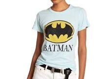 Junk Food Hipster Retro Vintage Marvel Batman Graphic Tee TShirt XS X-Small