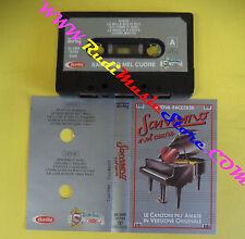 MC SANREMO NEL CUORE compilation MODUGNO MINA LITTLE TONY LEALI no cd lp dvd vhs