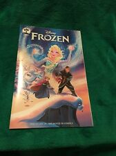 FROZEN The Story of the Movie in Comics FIRST Print Disney Olaf Elsa NEW