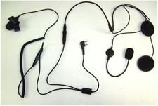Motorcycle Headset for Motorola Radio