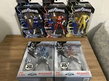Power Rangers Legacy-Space/Psycho Figures Lot (Bandai, New)