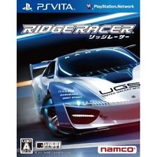 Gebrauchte PS Vita Ridge Racer Japan Import