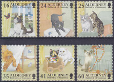 Mint Never Hinged/MNH Nature Alderney Regional Stamp Issues