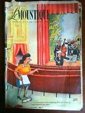 Le MOUSTIQUE 20/03/1949  Message de l'au-delà