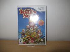 Little Kings Storia Nintendo Wii Sigillato Nuovo KING'S Pal