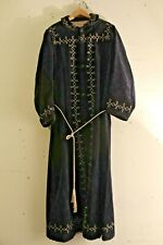 Antique 20th Century IOOF Odd Fellows Fraternal Order Ceremonial Belted Robe