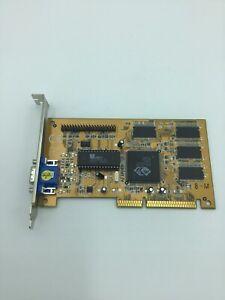 ATI RAGE CR2CSD VER: 1.2 Graphics Video Card AGP