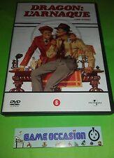 DRAGON L'ARNAQUE AVEC PAUL NEWMAN ET ROBERT REDFORD DVD VF