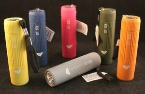 Ozark Trail - LED Flashlight w/3 AAA Batteries - 50 Lumens - YOU PICK