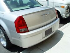 Chrysler 300C Limo Spoiler Heckspoiler Spoilerlippe unlackiert
